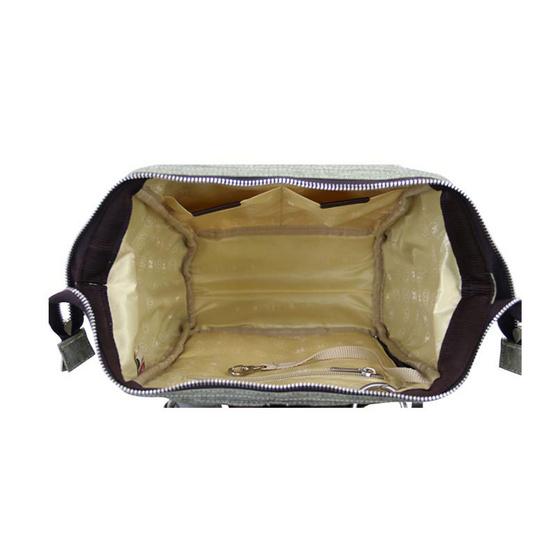 Huskies กระเป๋าเป้แฟชั่น รุ่น HK02-751 KK สีกากี