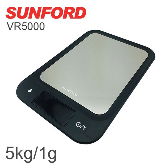 SUNFORD เครื่องชั่งดิจิตอล VR5000 5กก./1ก.