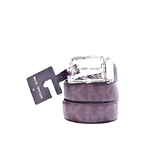 MICHAEL KORS  36T8MBLY1B Reversible Dress Belt Cut to Fit (BRN) [MC36T8MBLY1BBR]