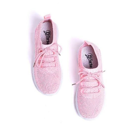 D'ARTE รองเท้า SNEAKERS D53-19007-PIN