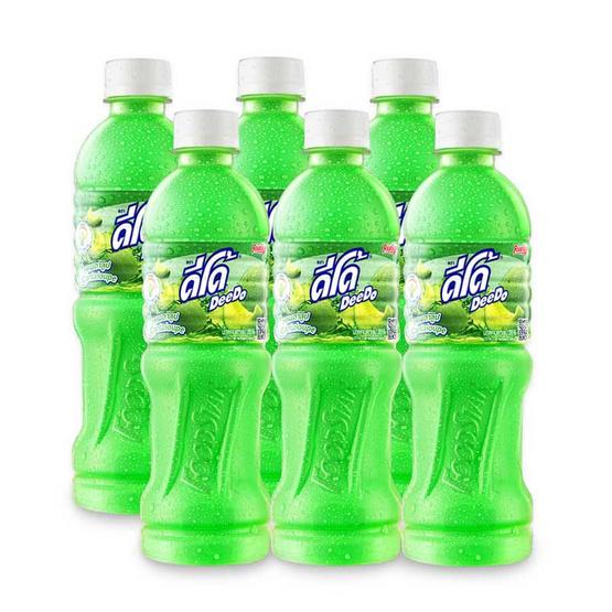 ดีโด้ น้ำแคนตาลูป 450 มล. (ยกลัง 24 ขวด)