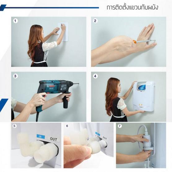 Safe เครื่องกรองน้ำ UV Plus