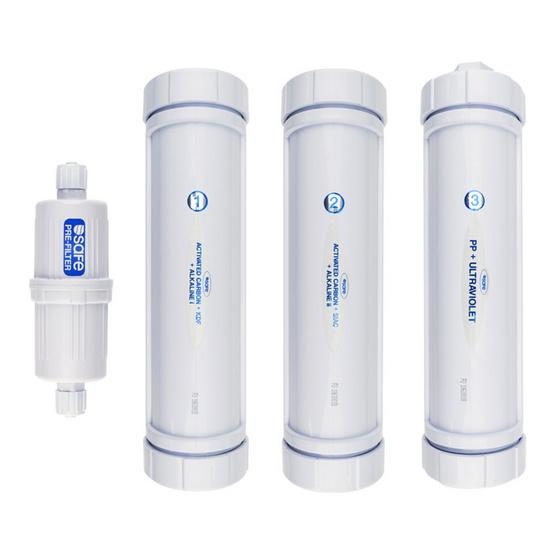 Safe ไส้เครื่องกรองน้ำ UV Plus