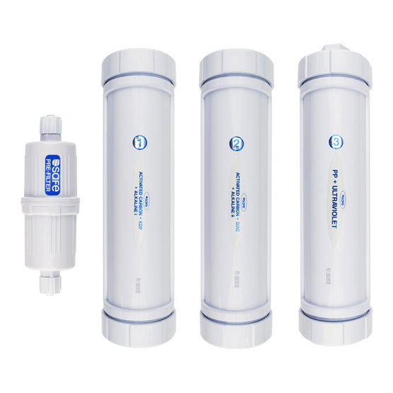 Safe ไส้เครื่องกรองน้ำ UV Alkaline