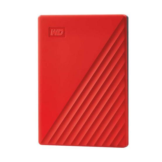 WD ฮาร์ดดิส External My Passport 2TB