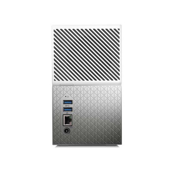 WD ฮาร์ดดิส External My Cloud Home Duo 16TB