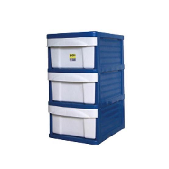OA Furniture ตู้ลิ้นชักพลาสติก LION 3 ชั้น