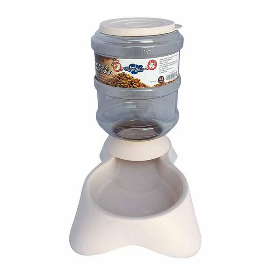 Sukina Petto เครื่องให้อาหารสัตว์เลี้ยง ขนาดบรรจุ 3.5กิโล