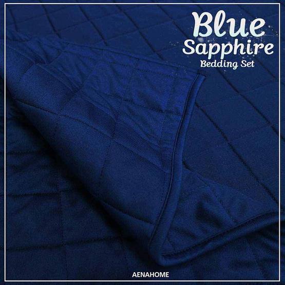 Aena ชุดเครื่องนอน Blue Sapphire 3.5 ฟุต