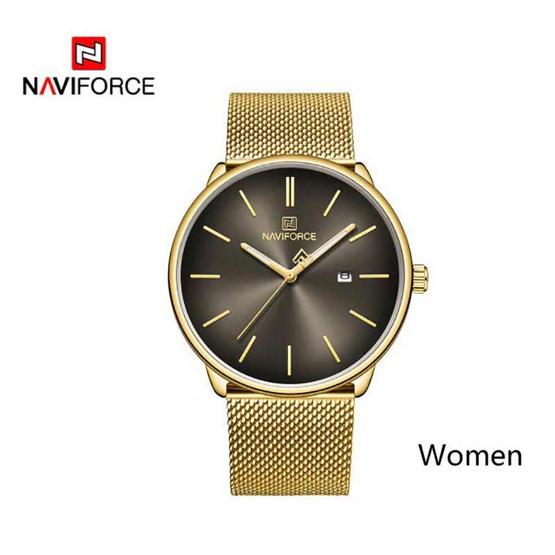 Naviforce นาฬิกา รุ่น NF3012L-GD