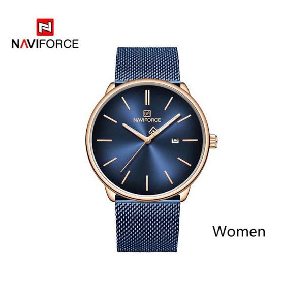 Naviforce นาฬิกา รุ่น NF3012L-RG BU