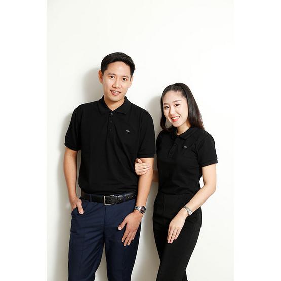 CP ALL เสื้อสีดำ ผู้หญิง