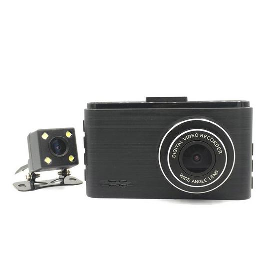 Dcam กล้องติดรถยนต์ รุ่น Pro3 Dual