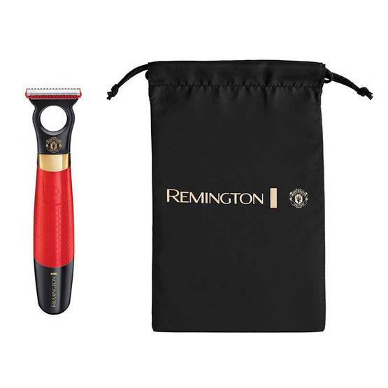 Remington เครื่องโกนหนวด Durablade Manchester United Edition (MB-055)