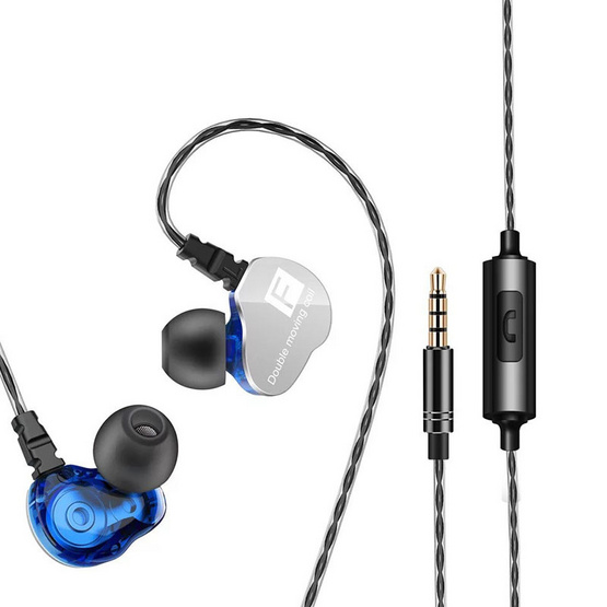 QKZ หูฟังแบบ In-Ear รุ่น CK9
