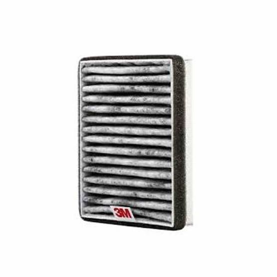 3M ไส้กรองสำหรับเครื่องฟอกอากาศในรถยนต์ กรองกลิ่น สารฟอร์มาลดิไฮด์ PM 2.5