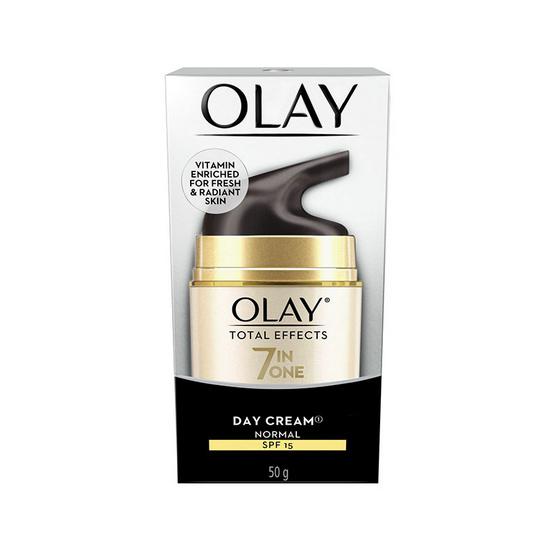 Olay ครีมบำรุงผิวหน้า Total Effects 7in1 Day Cream 50 กรัม