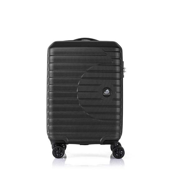 KAMILIANT กระเป๋าเดินทางล้อลาก รุ่น RIMBA ขนาด (20นิ้ว) SPINNER 55/20 TSA สี BLACK