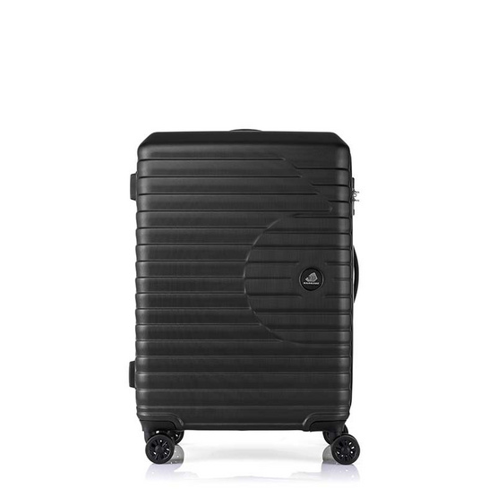 KAMILIANT กระเป๋าเดินทางล้อลาก รุ่น RIMBA ขนาด (25นิ้ว) SPINNER 68/25 TSA สี BLACK