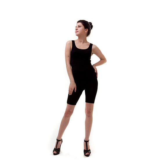 Swans เสื้อกล้ามออกกำลังกาย Sport Top สีดำ