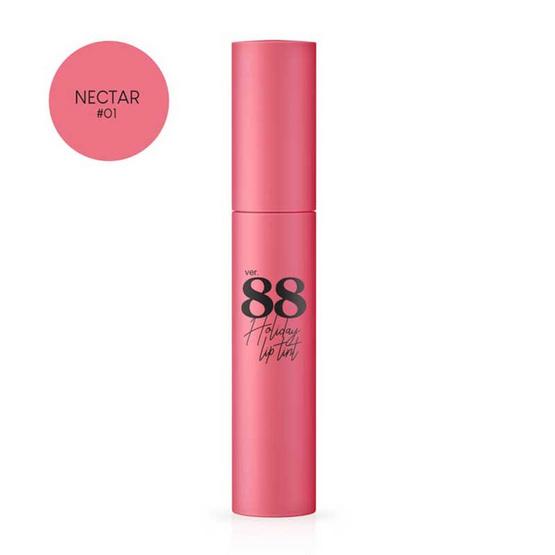 Ver.88 ลิปทินต์เนื้อแมท Holiday Lip Tint 2 กรัม