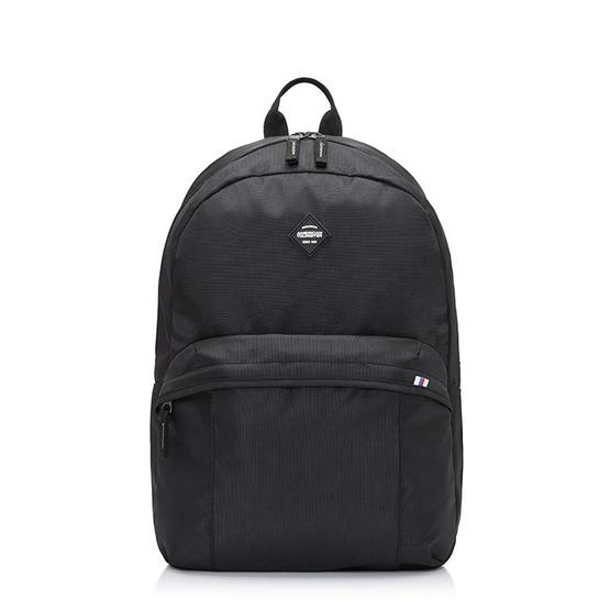 AMERICAN TOURISTER กระเป๋าเป้สะพายหลัง รุ่น RUDY BACKPACK 1 สี BLACK