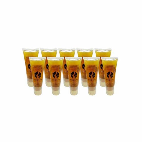 น้ำผึ้งตราSUN FOREST 130 กรัม แพ็ก 10 ชิ้น