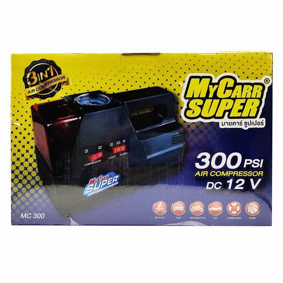 ปั๊มลมไฟฟ้า MYCARR # MC-300