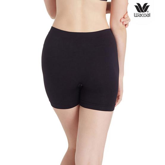 วาโก้ กางเกงขาสั้น Hot pantt รุ่น WU8503 Set 2 ชิ้น สีดำ-สีดำ