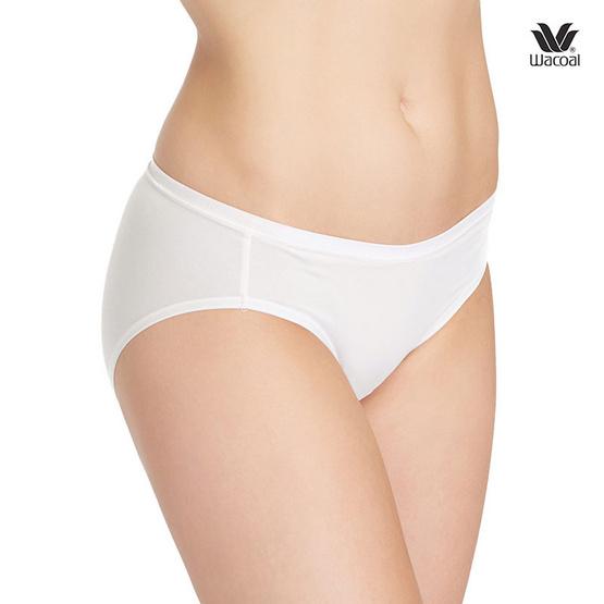 วาโก้ กางเกงในรูปแบบ Bikini รุ่น WU2722 Set 3 ชิ้น สีครีม-สีครีม-สีครีม