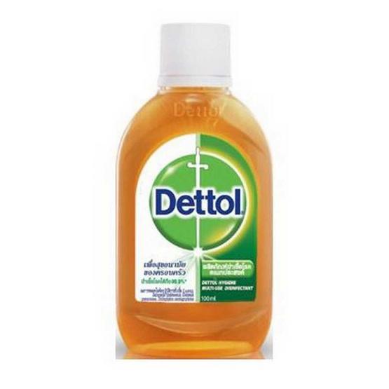 เดทตอล น้ำยาฆ่าเชื้อโรคอเนกประสงค์ 100 มล.