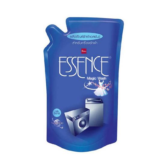 เอสเซ้นซ์น้ำยาซักผ้าเมจิควอช 700 มล.