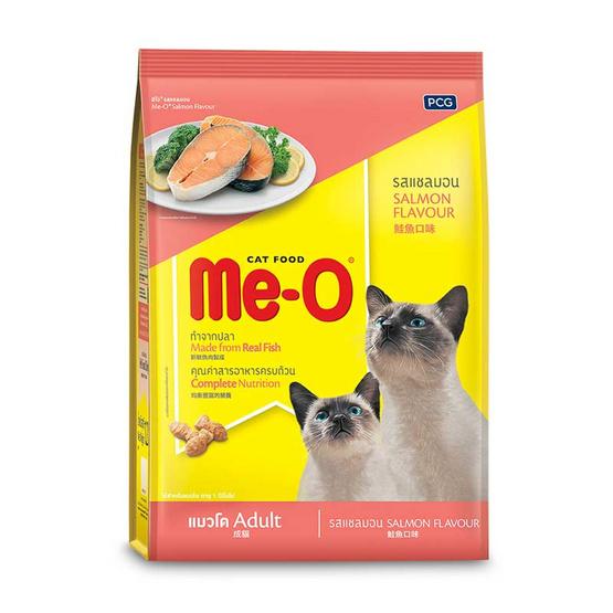 อาหารแมวโตมีโอ รสแซลมอน 2.8 กก.