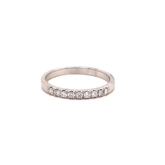 Madam classic แหวนแถว [MCDRG4237WG57]
