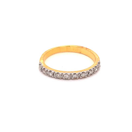 Madam classic แหวนแถว [MCDRG4019YG47]