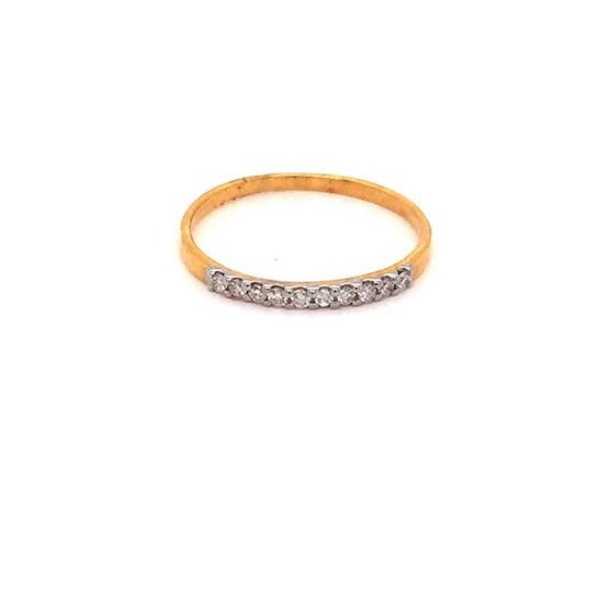 Madam classic แหวนเพชรแท้ [MCDRG4115YG49]