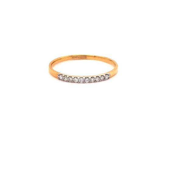 Madam classic แหวนแถว [MCDRG4089YG55]