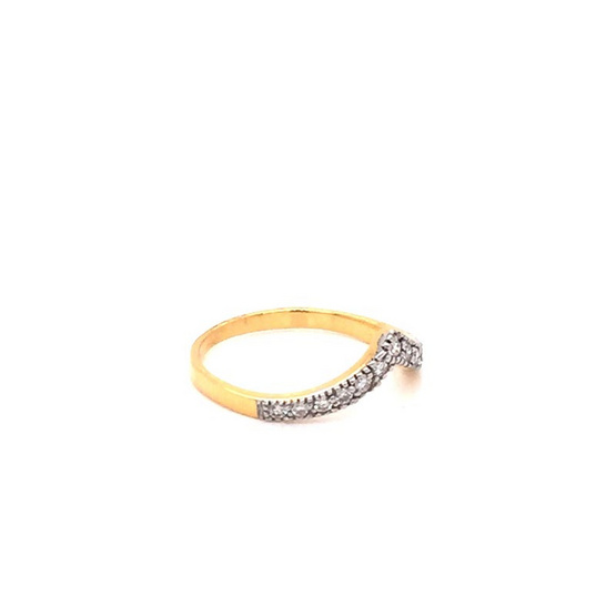 Madam classic แหวนเพชร [MCDRG3608YG53]