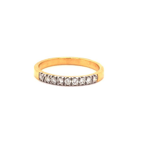 Madam classic แหวนแถว [MCDRG3765YG59]