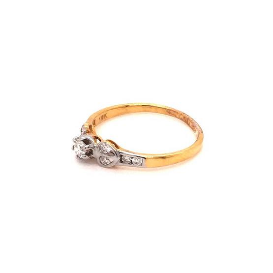 Madam classic แหวนชู [MCDRG4138YG47]