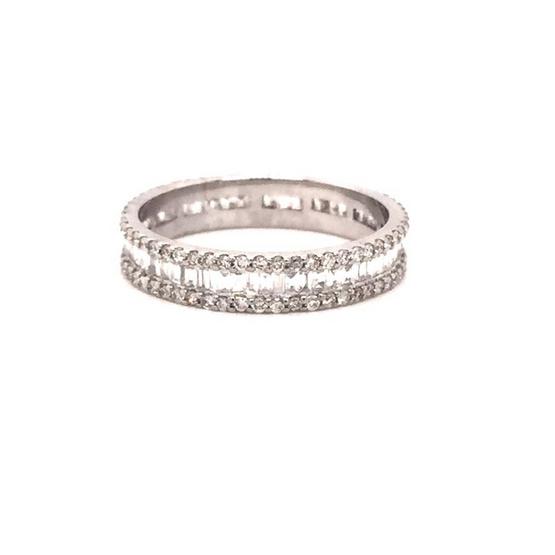 Madam classic แหวนแถว [MCDRG4247WG60]