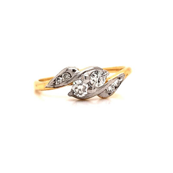 Madam classic แหวนเพชร [MCDRG3672YG51]