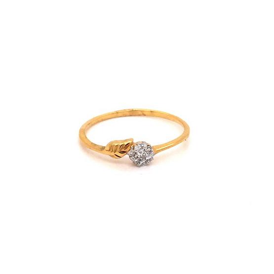 Madam classic แหวนเพชร [MCDRG3869YG54]