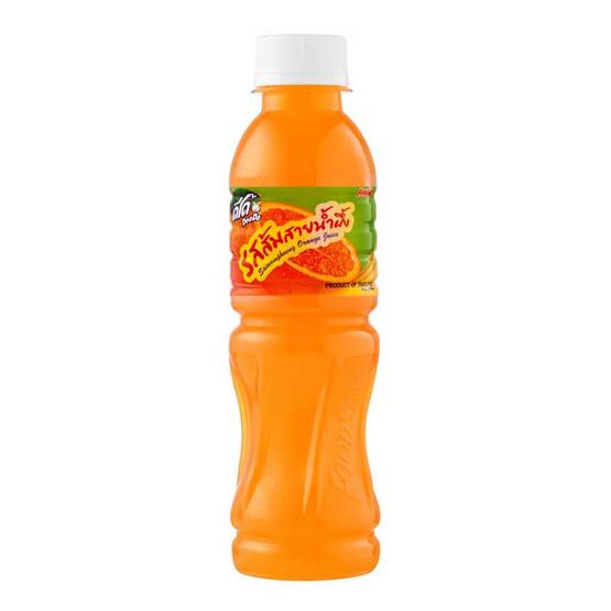 ดีโด้ ส้มสายน้ำผึ้ง 20% 225 มล. (ยกลัง 48 ขวด)