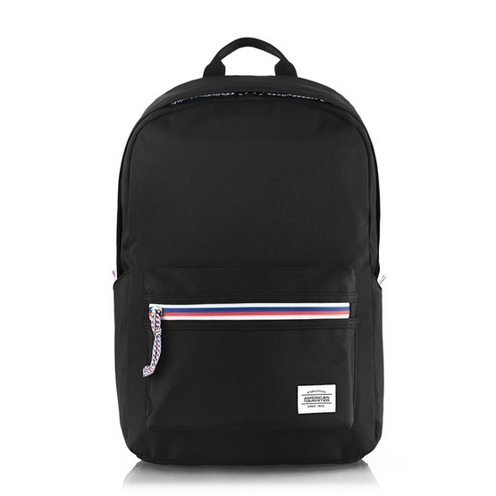 AMERICAN TOURISTER กระเป๋าเป้สะพายหลัง รุ่น CARTER BACKPACK 01 สี BLACK