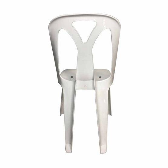 Srithai Superware เก้าอี้มีพนักพิงรุ่น CH-45 สีขาว