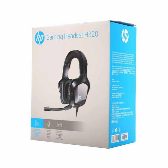 HP หูฟังเกม H220