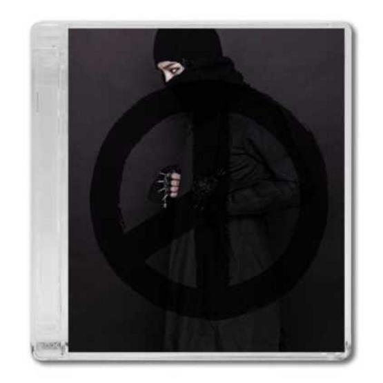 CD G-DRAGON Album: COU D'ETAT (Black)
