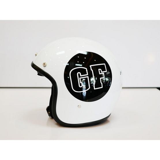 YAMAHA Grand Filano Hybrid หมวกกันน็อคเต็มใบ (สีขาว)