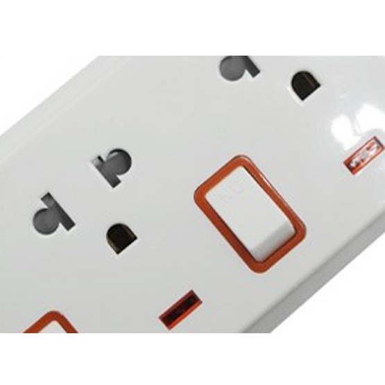 Lumira ปลั๊กไฟ 5 ช่อง LS-405 สาย 5 เมตร